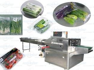 Empacadoras de vegetales