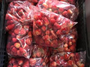Vendo fresas peladas