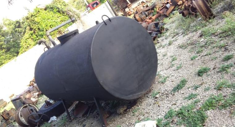 Tanque para combustible