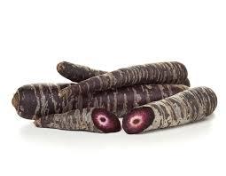¿Problemas digestivos? Prueba las zanahorias negras