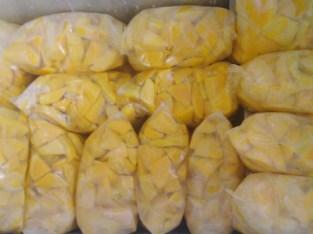 Vendo pulpa de mango