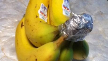 Truco para evitar que las bananas se vuelvan marrones