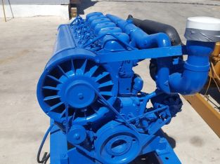 Motor Deutz Turbo