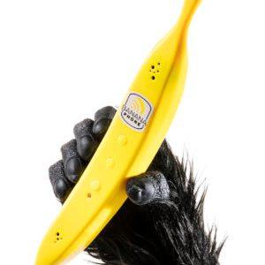 Banana Phone, el auricular inalámbrico que ayuda a salvar a los gorilas
