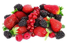 Las fresas y las moras podrían ayudar a curar las heridas