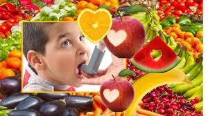 """""""Consumir frutas y hortalizas puede reducir los síntomas de asma"""""""