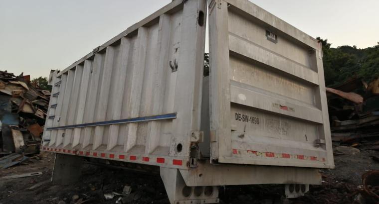 Se vende cola de camión
