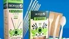 Una empresa mexicana fabrica utensilios de un solo uso con huesos de aguacate