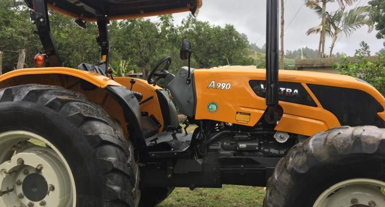 Se vende tractor valtra