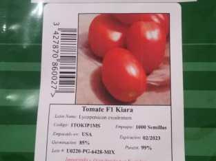 Semillas de tomate bugalú