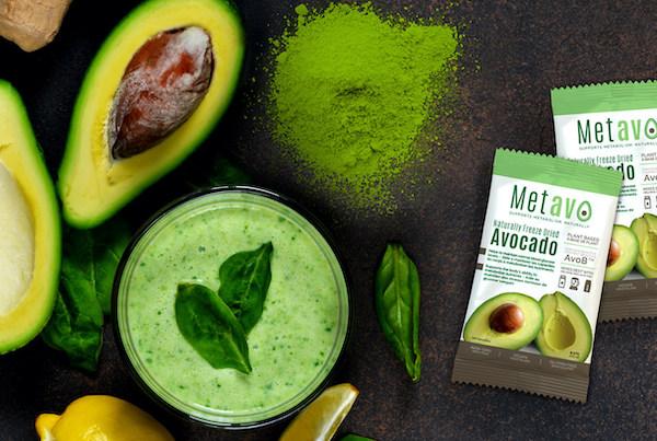 Presentan un suplemento a base de aguacate para un metabolismo sano