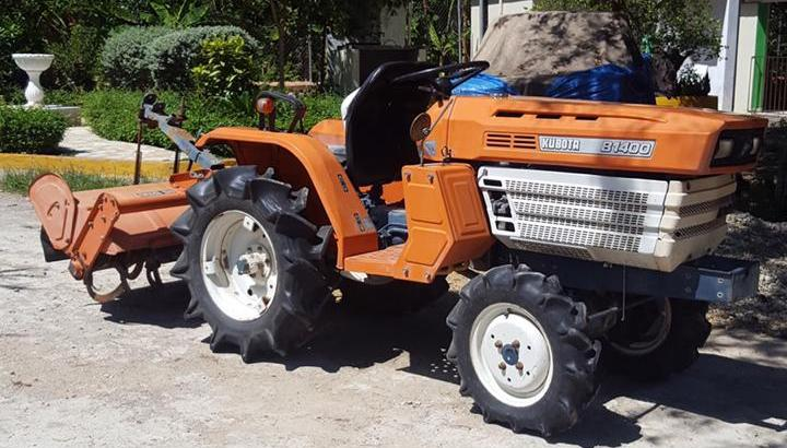 Se vende mi tractor