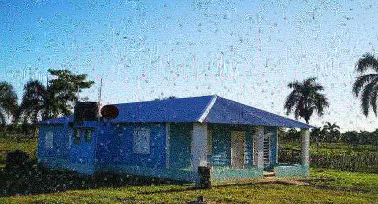 Finca en Los Llanos, SPM