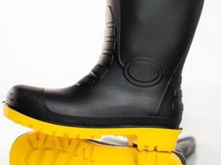 Botas de protección impermeables