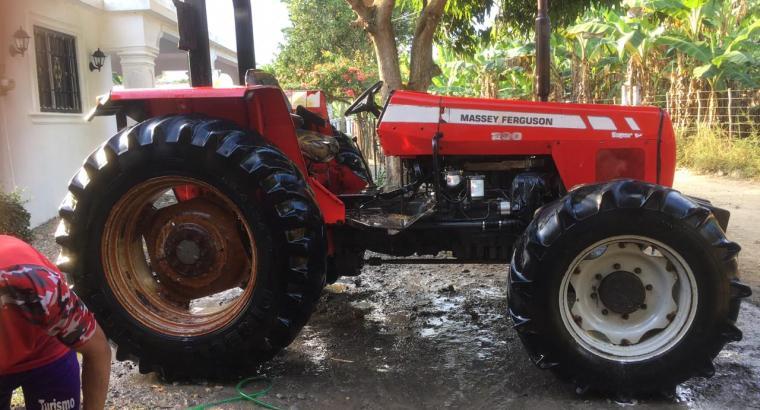 2 Tractores Massey Ferguson