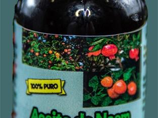 Aceite De Neem Insecticida Organico