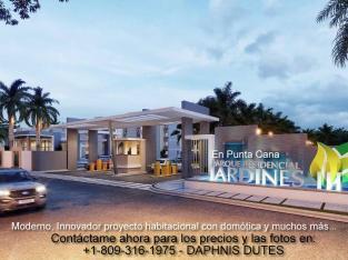 Deptos En Especial de 1 habitacion en Punta Cana