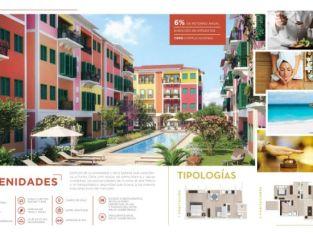 Residencial, condos en Cocotal Golf Country Club en Bavaro Punta Cana