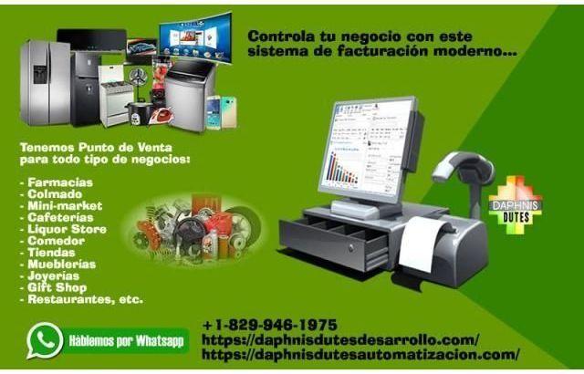Software POS Para Ferreterias