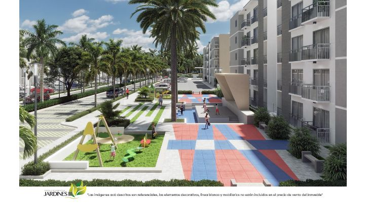 JARDINES III Compras DE Proyectos economicos Para Inversiones en Punta Cana