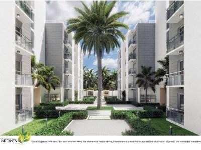 Proyecto de Apartamentos de 1 hab para Airbnb en Punta cana Bavaro