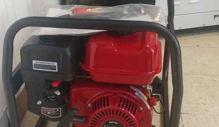 Motobombas de 4 cilindros diesel