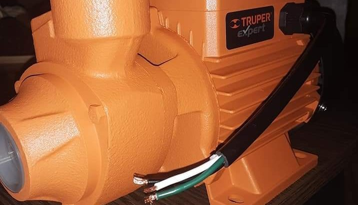 Bombas de agua de 1/2 HP Truper