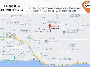 KAVAK PLAZA en venta SAN ISIDRO en Sto Dgo Este
