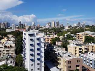Vendo Excelente apto PISO 11, vista a la Ciudad