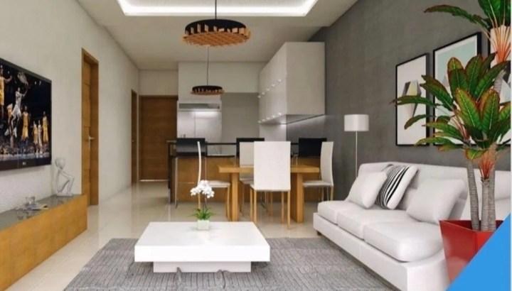 Apartamentos con 3 parqueos
