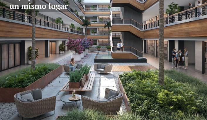 Apartamentos, condos, proyectos en venta en el village de Punta Cana