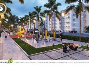 Proyectos, condos en Punta Cana