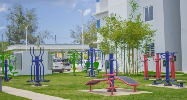 Apartamento A LA VENTA etapa 1,2,3,4,5,6,7,8,9,10 en las Cayenas en Santo Domingo Oriental