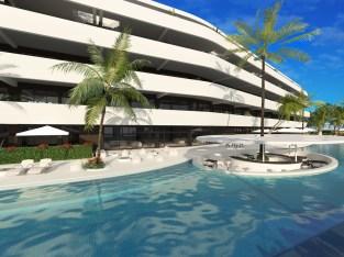 Cana Rock Inversion en apartamentos, departamentos, condo en Punta Cana