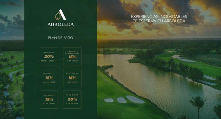 Invertir en Arboleda Beach Golf Condos