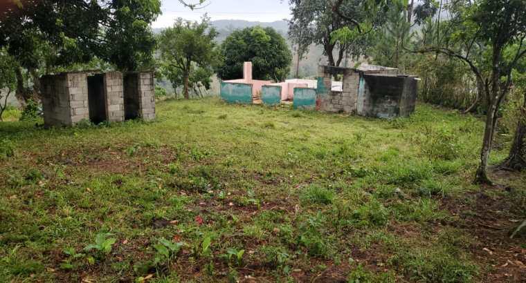 ( FINCA DE 4.5 TAREAS) Guaigui, La Vega,