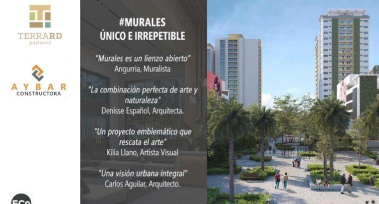Depto, apartamento en Murales EN Santo Domingo
