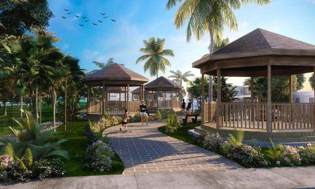 Westside Villa for sale in Bavaro Punta Cana TEL 1-809-316-1975