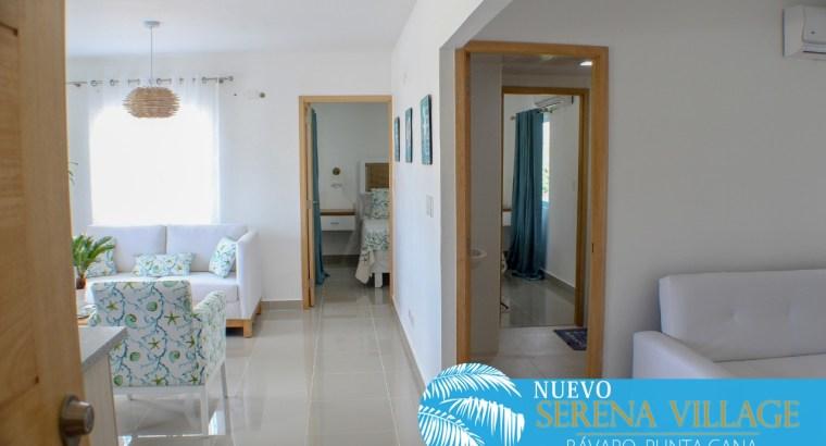 SERENA VILLAGE Apartamentos en venta en Avenida Barcelo