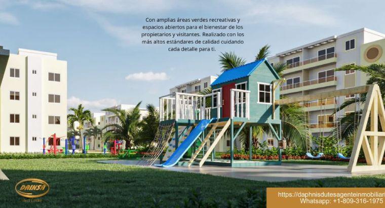 Condominio+Compra +en Santo Domingo Oriental