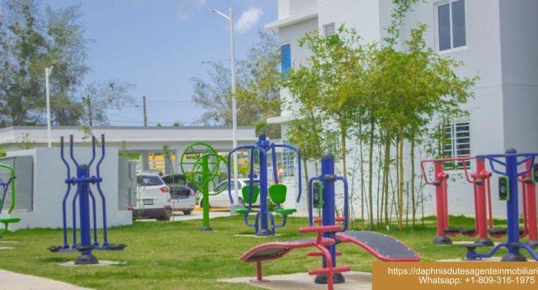 Cayenas del Este Apartments Venta Santo Domingo