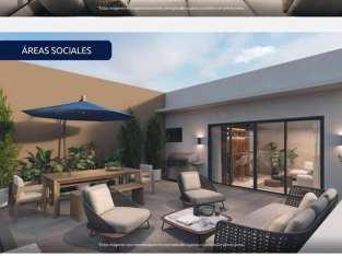 Av. Independencia, Jardines del Sur, Venta Apartamento de 3 Habitaciones, 2.5 baños, 2 parqueos