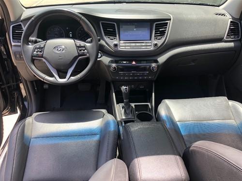Hyundai Tucson Limited 2016 Panorámica