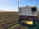 Desarrollan un robot agrícola capaz de eliminar 100.000 malas hierbas por hora con láseres de precisión