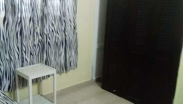 Gazcue, Amplio Aparta estudio amueblado espacios separados próximo a Centu