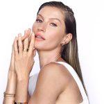 Gisele Bündchen estrela campanha de joias