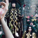Florence Welch estrela nova campanha da Gucci