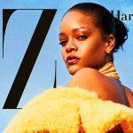 Rihanna estrela edição de setembro da 'Harper's Bazaar US'