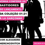 """Alexandre Herchcovitch lança o curso """"Desenvolvendo uma coleção"""""""