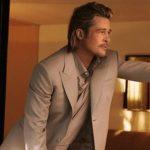 Brad Pitt estrela campanha da Brioni
